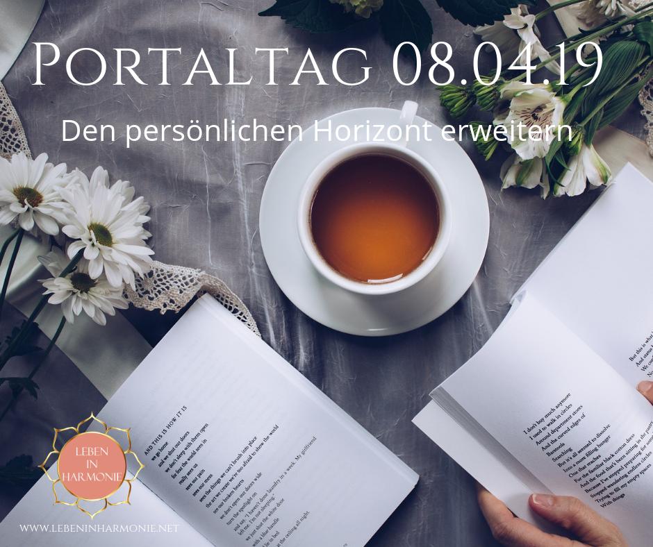 portaltag 08.04.19 www.lebeninharmonie.net